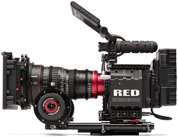 Red Dragon Cam