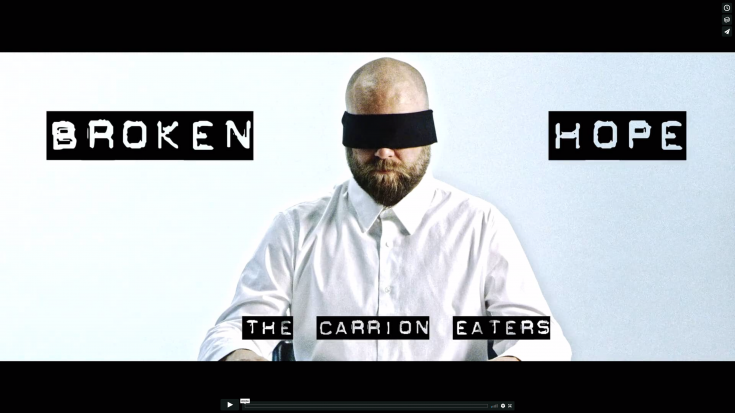 BROKEN HOPE: The Carrion Eaters